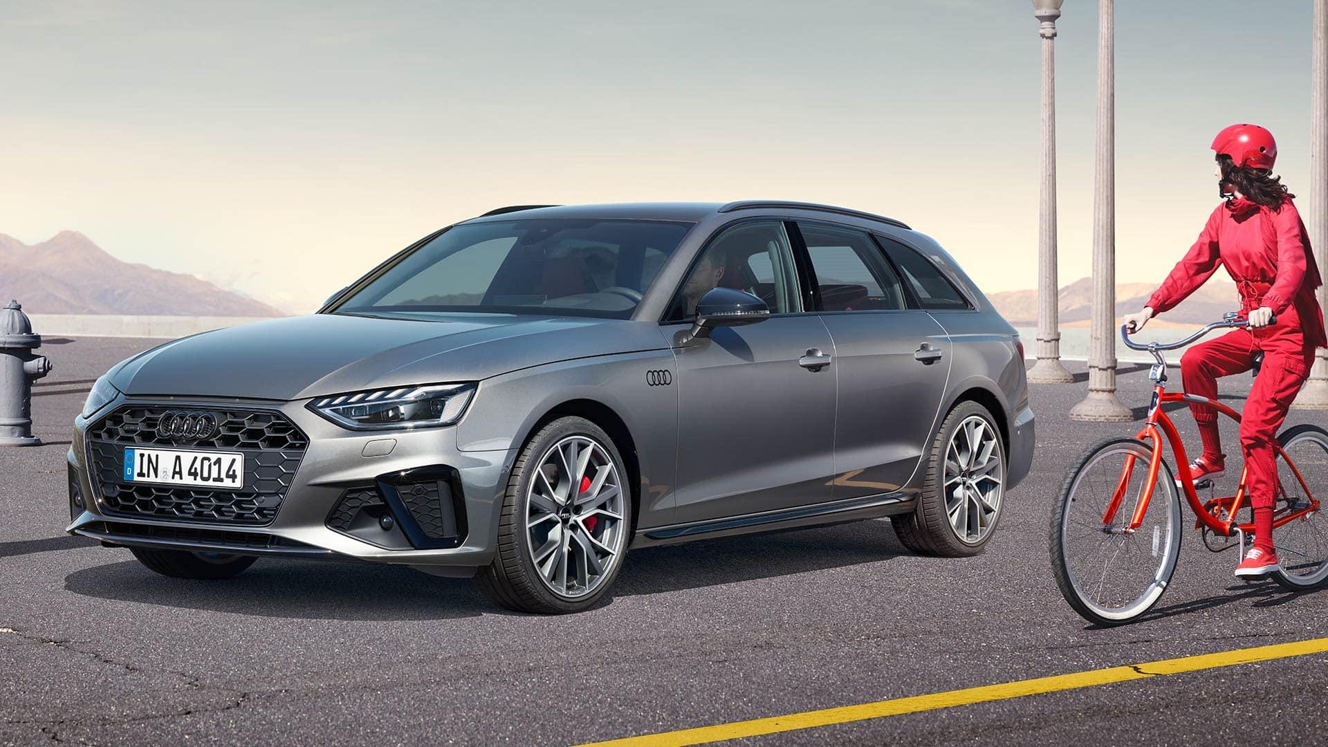A4 Avant A4 Audi Sverige