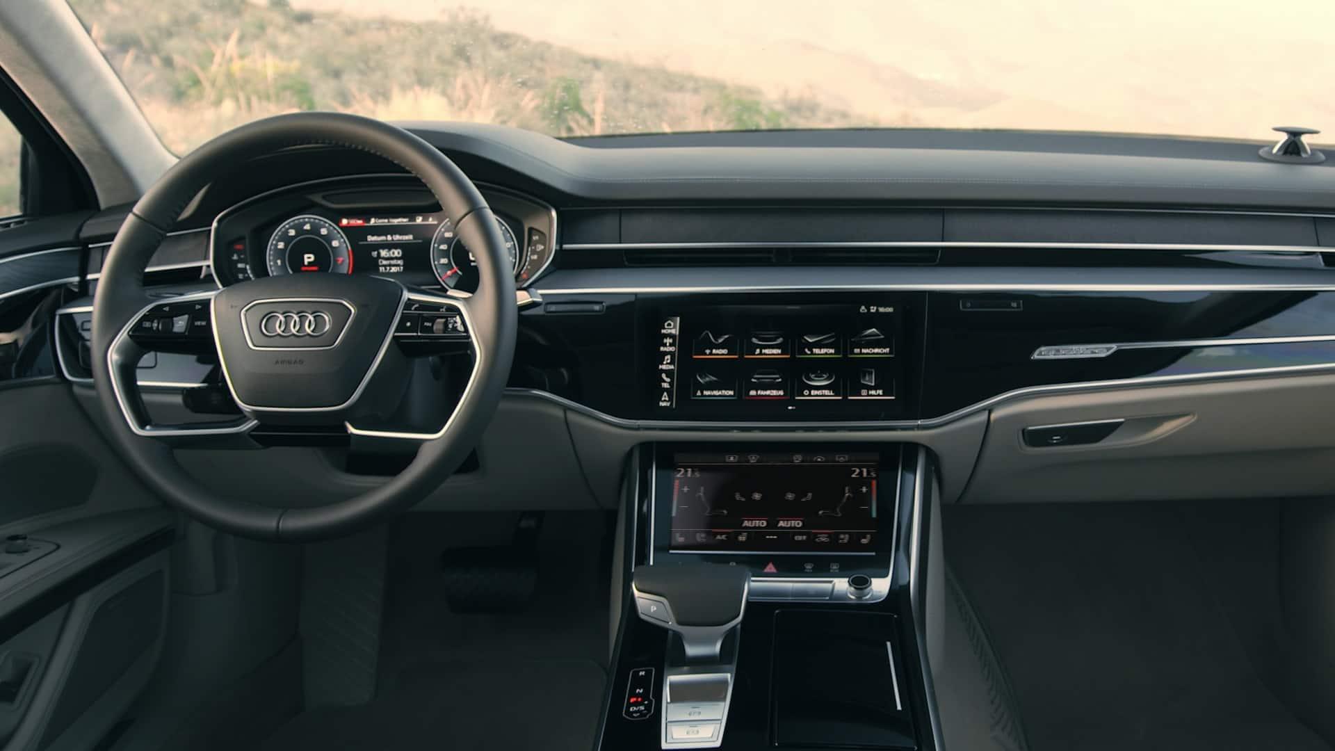 Nya A8 L Gt Audi Sweden