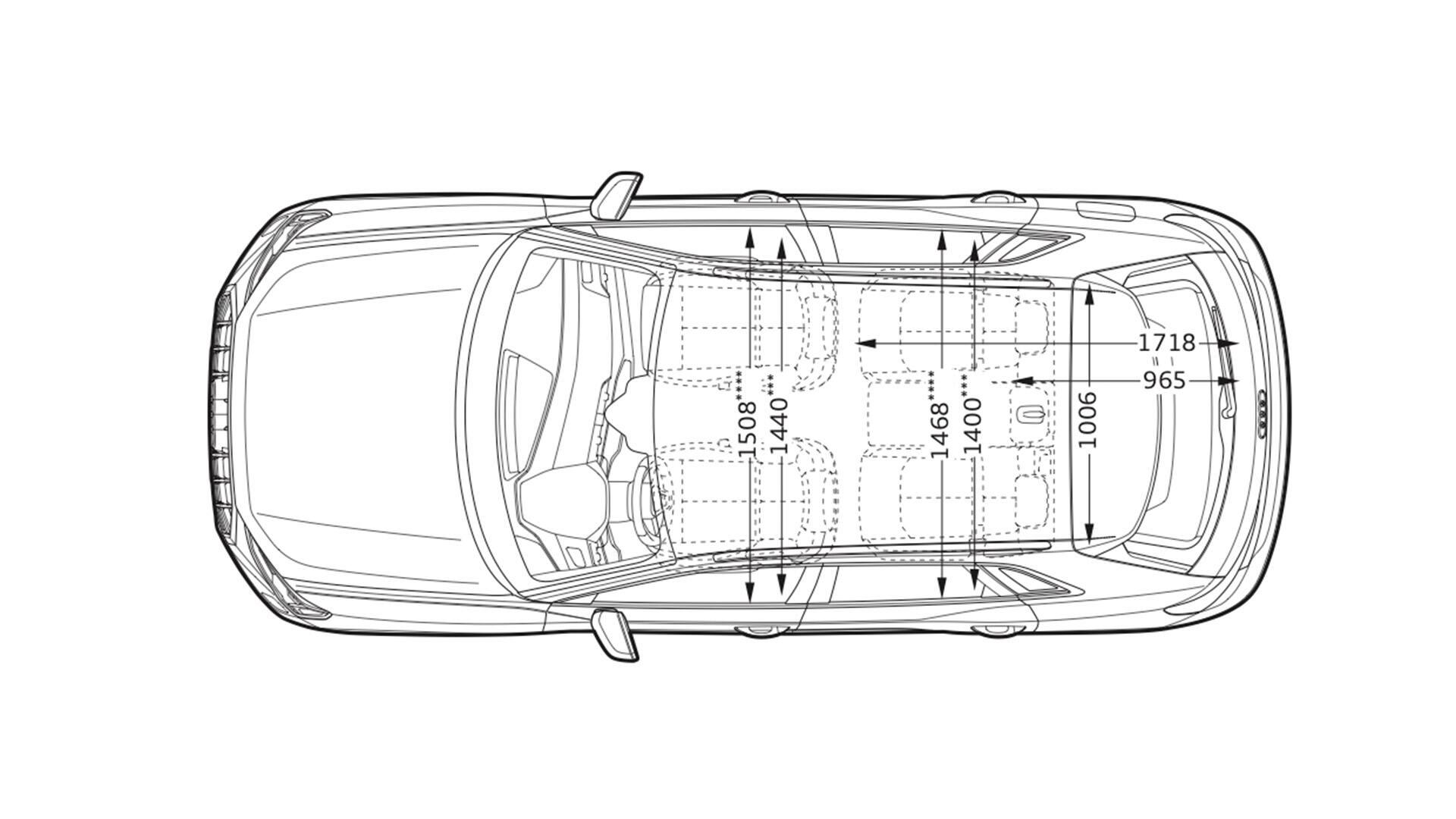 Abmessungen Q3 Q3 Audi Deutschland