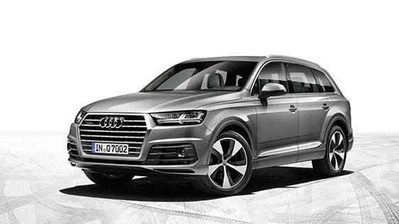 Q7 Gt Audi Sweden