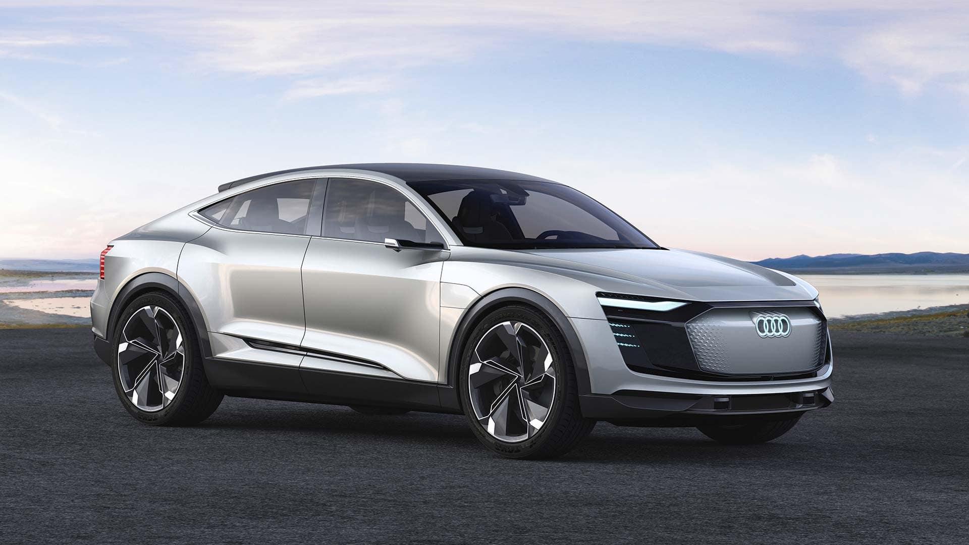 bbd49393871 Audis e-tron-modeller är värda att vänta på - här är framtidens elbilar