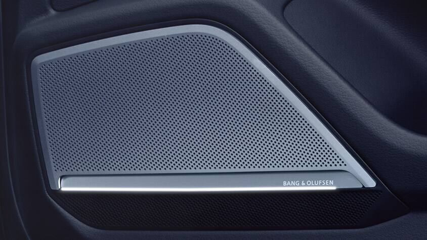 Bang & Olufsen Sound system i Audi A6 allroad