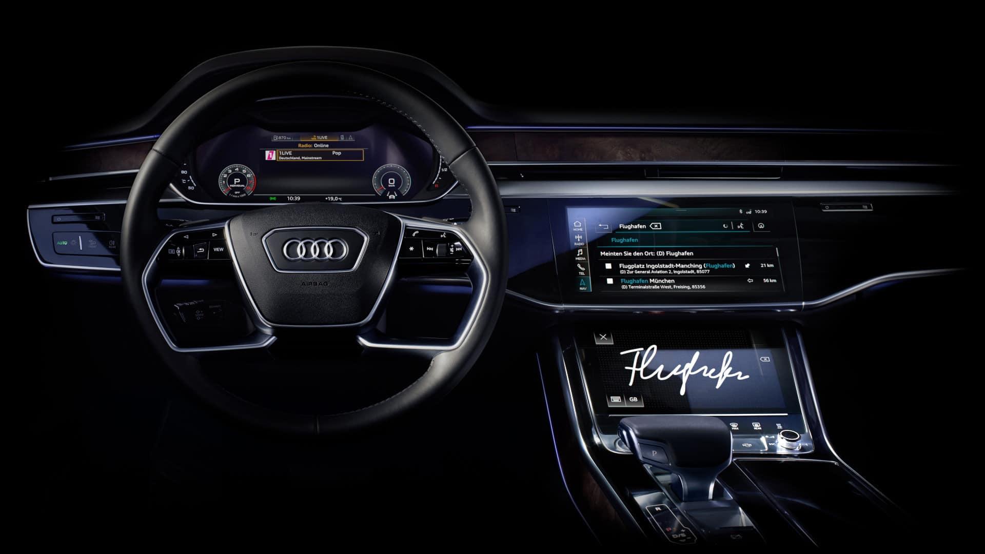 Nya Audi A8 Gt Audi Sweden